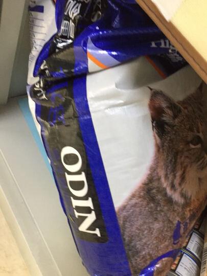 奥丁 宠物猫粮 成猫幼猫  天然粮10kg 鱼肉味 晒单图