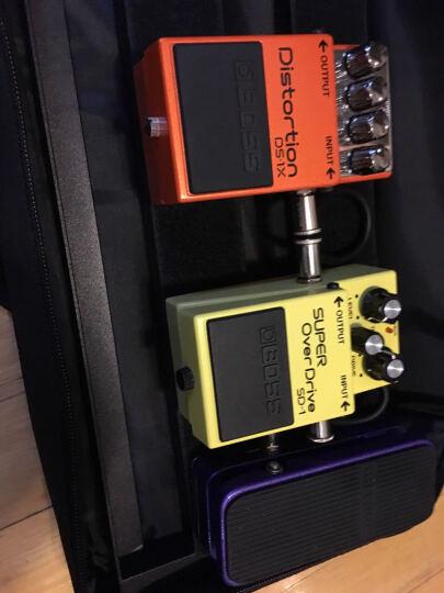 BOSS Warwick 握威  ROCKBOARD 超轻单块效果器固定板 轨道板 效果器箱包 中号超长款/Stage 晒单图