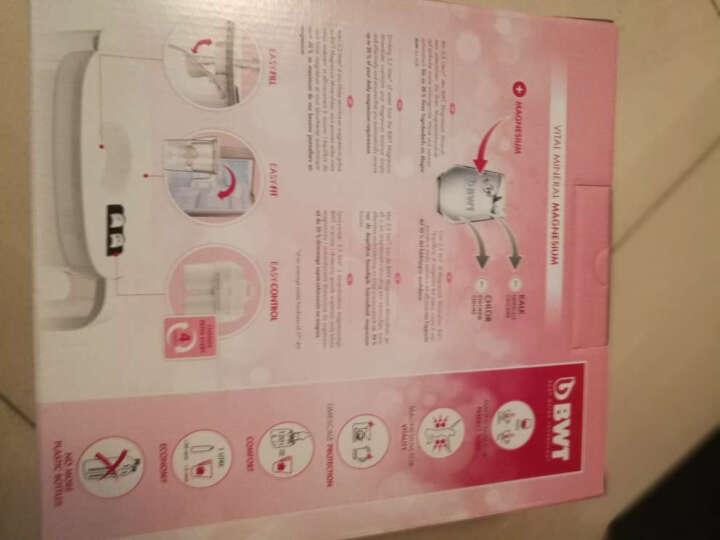倍世(BWT)Penguin2.7L 镁离子家用办公室过滤净水壶净水器 饮水机净水机过滤 1壶1滤芯德国进口白色 晒单图