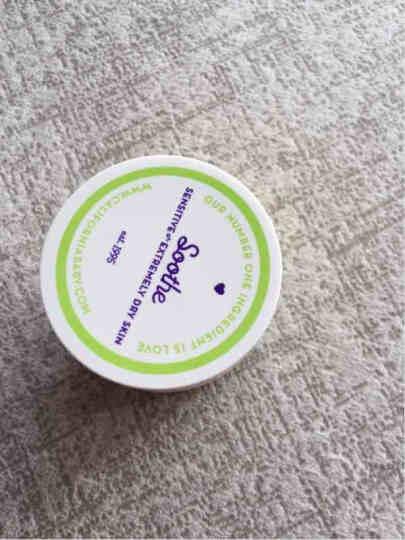 美国加州宝宝CaliforniaBaby 金盏花 儿童湿疹面霜 宝宝护肤 婴儿保湿润肤 金盏草(57克)----- 盒装 晒单图