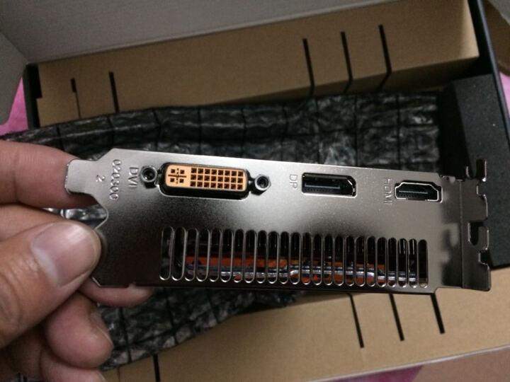索泰(ZOTAC)GTX750Ti-2GD5 X GAMING OC 1150-1228MHz/5400MHz 2G\128bit GDDR5 PCI-E显卡 晒单图