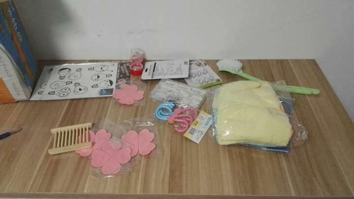 杯垫花朵形防烫硅胶杯垫四叶草防滑荼具垫桌垫隔热咖啡垫 粉红色 均码 晒单图