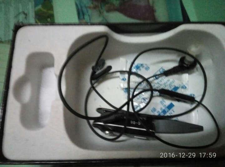 申瑞(SHENRUI)C-06 老年人老人盒式充电式助听器 中度弱听人士助听器 标配(单耳机线) 晒单图