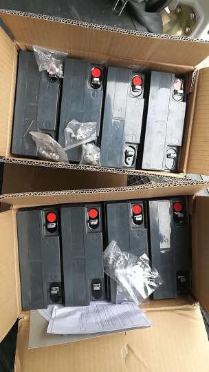 松下蓄电池12V,LC-PD1217(12V17AH/20HR)免维护铅酸正品,UPS用蓄电池 晒单图