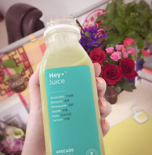 HeyJuice HPP冷压鲜榨果汁 焕颜清体款 果蔬汁饮料 300ml*4瓶 晒单图