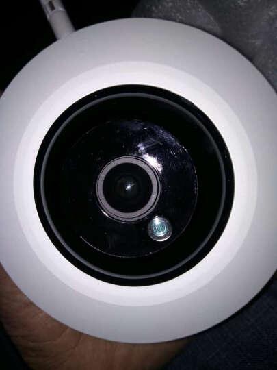 沃仕达 WZ3601全景360度摄像机 自发wifi无线插卡一体机 高清家用摄像头 720P 带64G卡 晒单图