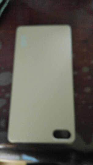 优加 磨砂手机壳保护套 适用于中兴努比亚Z9/Z9 MAX/大牛4/Z9mini/小牛4 5.5英寸-金色(Z9 MAX) 晒单图