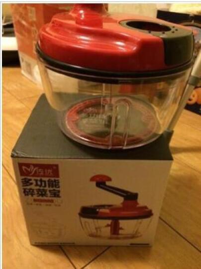 英润 手动绞肉机多功能切菜器家用厨房碎肉机碎菜器 八号普通款 晒单图