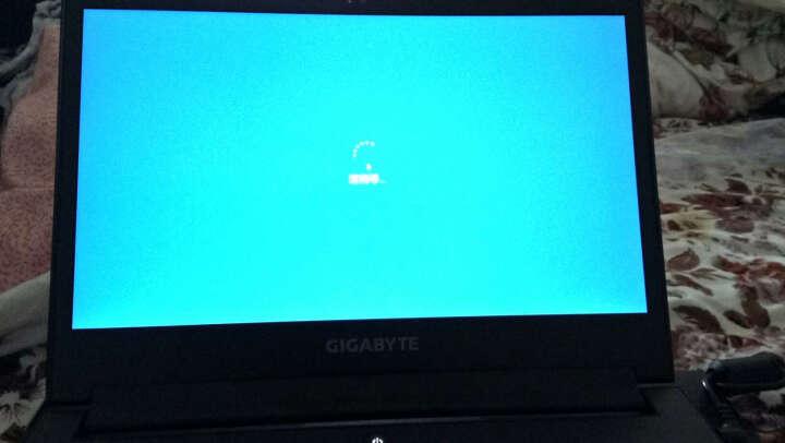 技嘉(GIGABYTE)Aero 14 14.0英寸长续航游戏笔记本(I7-6700HQ 8GB 256G GTX1060 6GB 2560*1440 W10)黑 晒单图