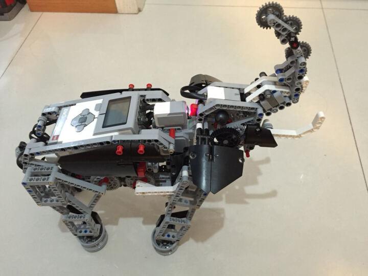 2016新品 现货 LEGO/乐高 头脑风暴 EV3/教育系列 45505 陀螺仪传感器 晒单图