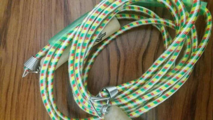 威耐尔集体多人跳绳 5米7米10米12米长跳绳 儿童学生团体多人跳绳 10米(7-10人) 牛筋绳 晒单图