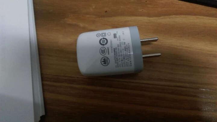 HTC 充电器数据线 适用于HTC/M7/M8/M9/E8/816/802w/D820 白色单充电头 晒单图