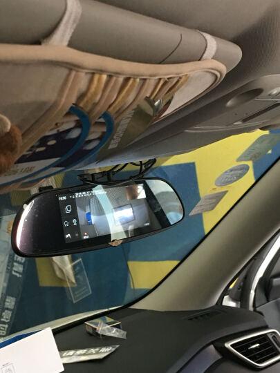 凌度智能行车记录仪导航带电子狗后视镜行双镜头大广角高清1080P夜视车载 7英寸智能声控导航无卡版(套餐四) 晒单图
