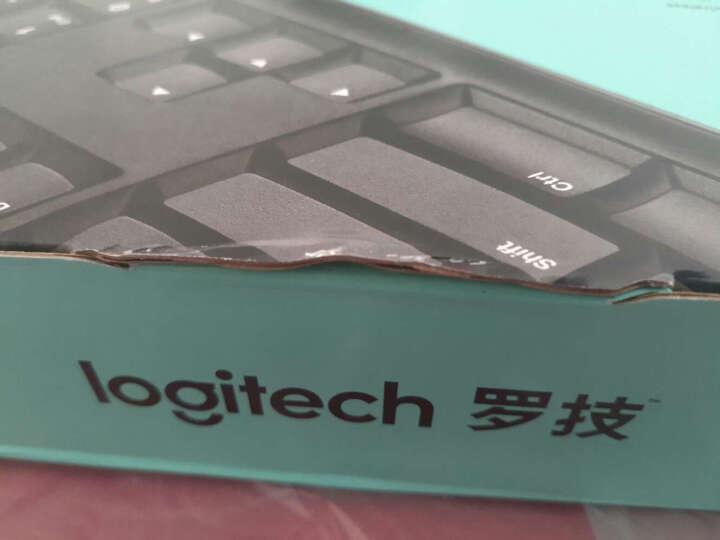 罗技(Logitech)MK270 无线光电键鼠套装 无线鼠标无线键盘套装 晒单图