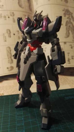 高达 bandai万代 HG BF 1/144 高达模型 敢达拼装玩具GUNDAM 34 瞬变高达 晒单图