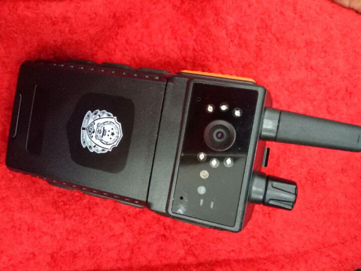 执法1号T1对讲执法记录仪一体机1080P高清夜视插卡对讲机执法仪 内置16G卡 晒单图