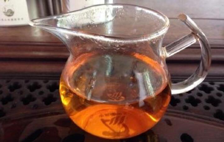 榜上有名 四川峨眉山工夫红茶叶125g特级礼盒装 浓香型罐装野生老茶树中国红茶 晒单图