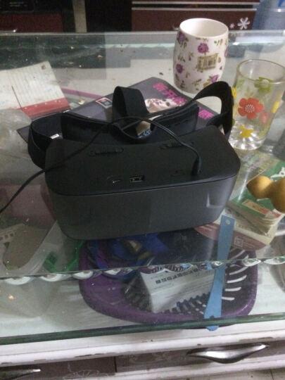 5i vr一体机虚拟现实VR眼镜 全景3D沉浸式头盔 小灰1080P电影版(内存卡+资源) 支持王者荣耀 晒单图