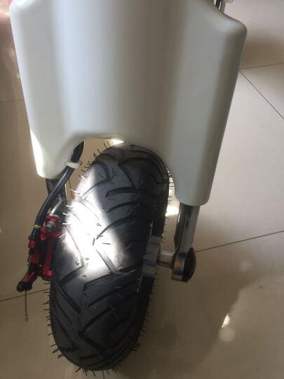 ET skoota scooter 电动车折叠电动车电动摩托车 电动自行车电动滑板车锂电 黑色 晒单图