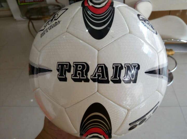 火车头(Train)TS4911 标准4号儿童训练足球 软PU胶粘足球 耐磨室内外兼用  晒单图