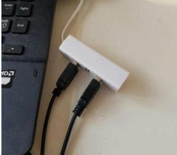 罗技(Logitech)K120键盘+M105 鼠标(炫酷黑)键鼠套装 晒单图