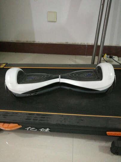 骑客(CHIC) 骑客Smart系列智能双轮平衡车体感车漂移车代步车扭扭车思维车儿童礼品 S3月牙白(进口核心部件+遥控器+APP+蓝牙) 晒单图