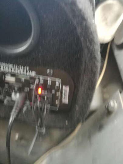 正浪6寸插卡炮8寸车载蓝牙音响5寸电脑连接音箱12V 24V 220V三用低音炮汽车有源低 5寸黄色单喇叭带蓝牙功能 单个机器 晒单图