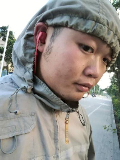 先锋(Pioneer)SEC-S201BT 入耳式无线蓝牙耳机运动跑步防汗手机耳麦 黑色 晒单图