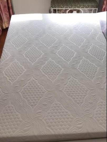 天梦之夜 床垫泰国天然乳胶床垫 海绵床垫 3D 3E纯棉面料环保透气网布床垫 可定制 1.5*2米【纯乳胶85D】【20厘米】 晒单图