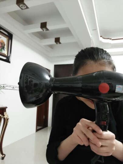 超波王专业吹风机大风罩 卷发大烘罩 干发器定型器烘发器 均匀分散热力 晒单图