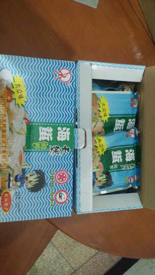 【吴川馆】博茂海蜇 吴川特产 即食海蜇丝 海蜇头 #整箱16袋#大众味 晒单图