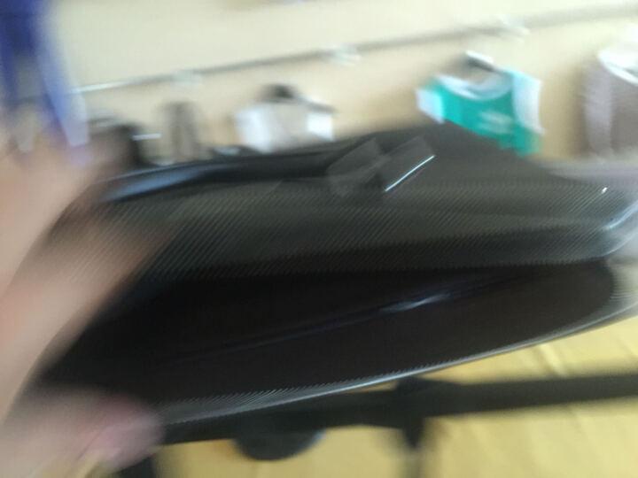 NBW新款商务公文男包横款手提文件电脑包时尚男士休闲单肩斜挎包 竖款黑色 晒单图