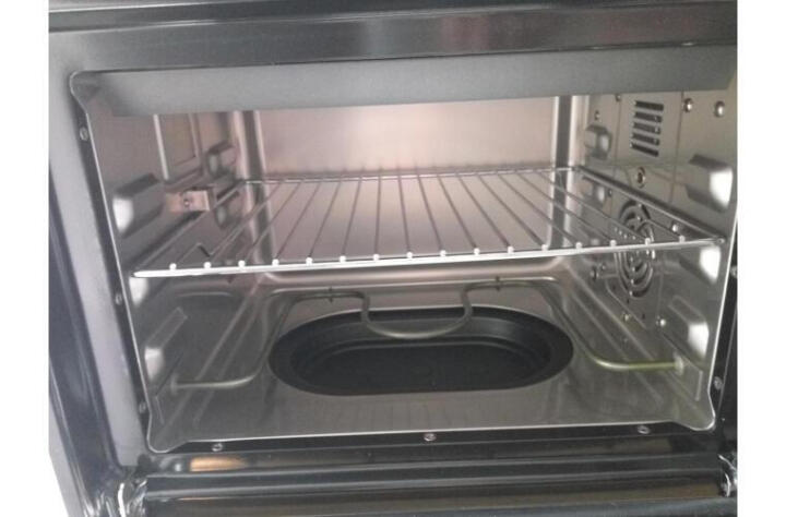 乐创(lecon) 电烤箱 蒸烤箱 电蒸炉 蒸汽炉 烘焙 台式家用 多功能电蒸箱 粉红色蒸烤箱 晒单图