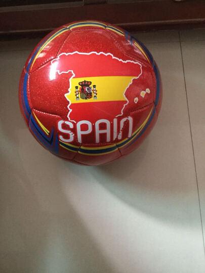 Actvivid 足球室外训练标准5号足球成人学生娱乐 买一送三 西班牙球队 晒单图