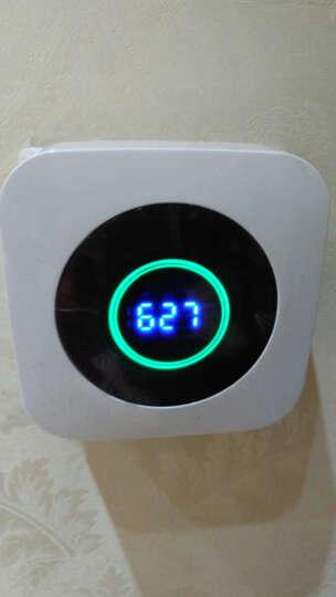 翼捷 厨房天然气甲烷CH4 一氧化碳CO浓度检测报警器 煤气液化石油气烟雾报警器自带温度 天然气甲烷CH4+烟雾CO都可以检测 晒单图