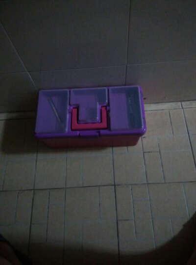 粉纸画笔调色盘水粉画颜料盒工具 彩色567工具箱单个 水粉工具 包装