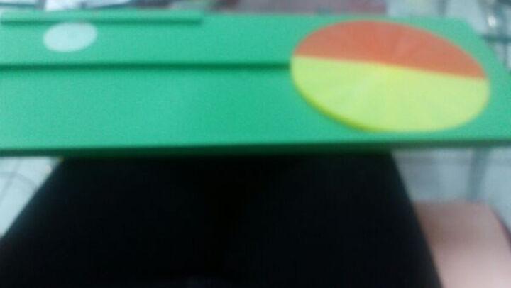 【少彩科教】圆面积圆周率演示器 小学数学教具 教学仪器 计算公式推导 晒单图