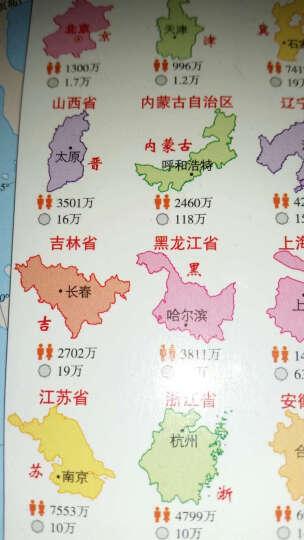 ##中华人民共和国行政区划沿革地图集 晒单图
