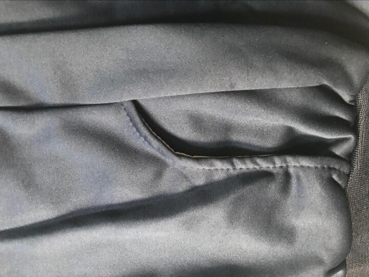 美国苹果(AEMPPE)卫衣 男装2018夏装新款运动宽松休闲潮人衣服薄短袖印花卫衣男套装 077红色丨套装薄 M 晒单图