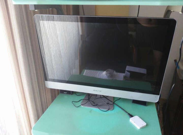 现代e派 酷睿i7 一体机电脑 27英寸四代i7-8G内存120G固态升240G 晒单图