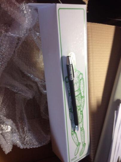 阿尼戈尼实木小木人木手 漫画木头人 人偶模型 素描绘画工具关节木头人 木手12英寸 约30cm 晒单图