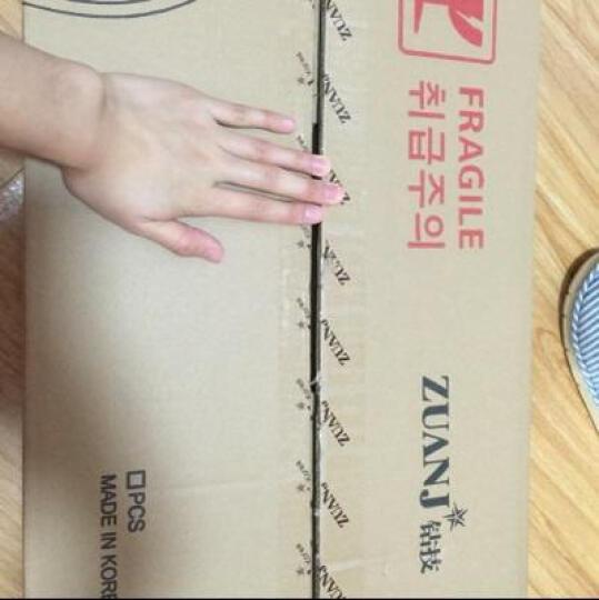 钻技(Zuanji) 牛排煎锅不易粘锅平底小煎蛋锅煎饼锅具进口28cm燃气灶电磁炉通用 晒单图