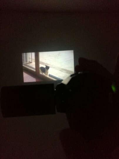 索尼(SONY)HDR-PJ675 高清数码摄像机 32G内存(5轴防抖 约30倍光学变焦 内置投影仪 WIFI/NFC传输) 晒单图