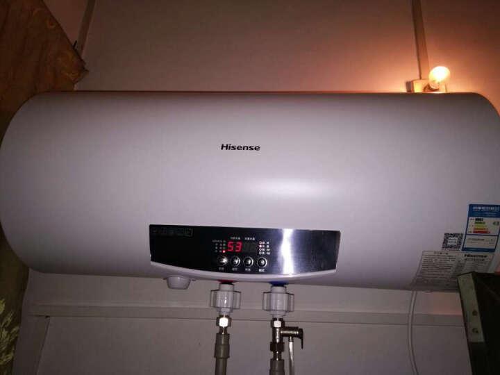 海信储水式电热水器结构