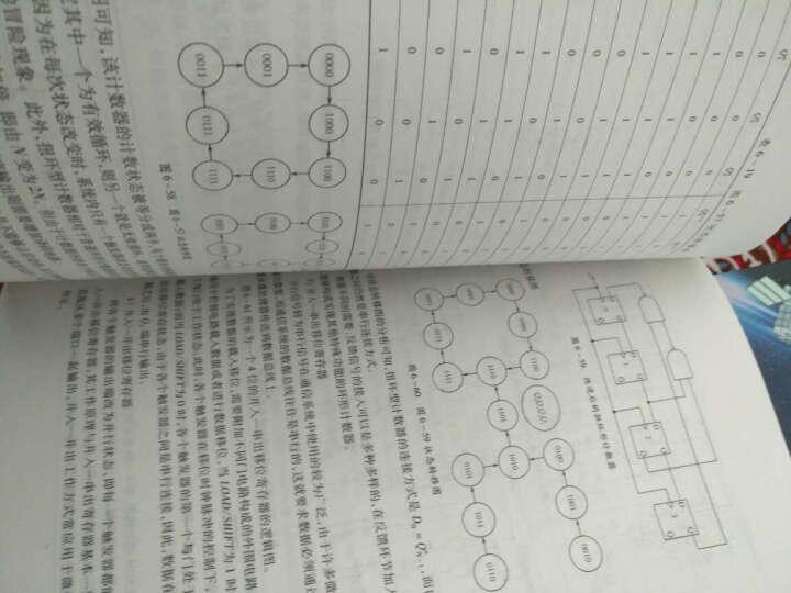 """普通高等院校电子信息类""""十二五""""规划教材:数字电路与逻辑设计 晒单图"""