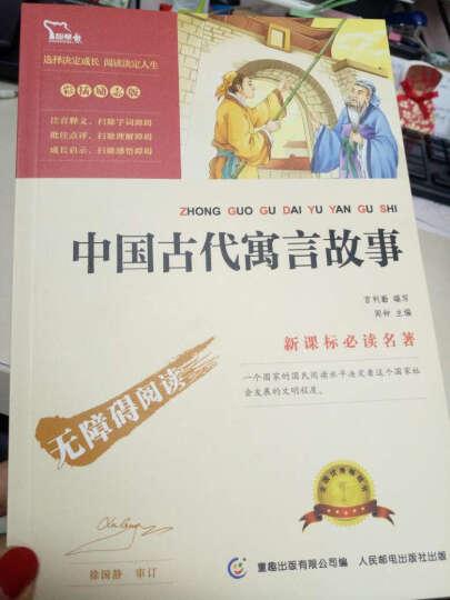 朝阳指定暑假三年级必读 正版3册中国少年儿童趣味百科海洋篇童年古代寓言故事精选 晒单图