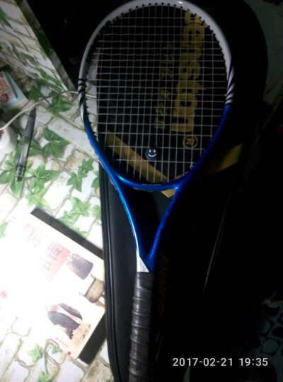 圣斯顿Senston网球拍 初学男女碳素一体网拍 限量版蓝色 晒单图
