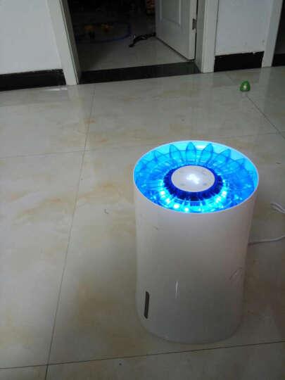 美的(Midea)加湿器 无雾抗菌加湿 办公室卧室家用 智能wifi智能控制恒湿 SZK-3B20 晒单图