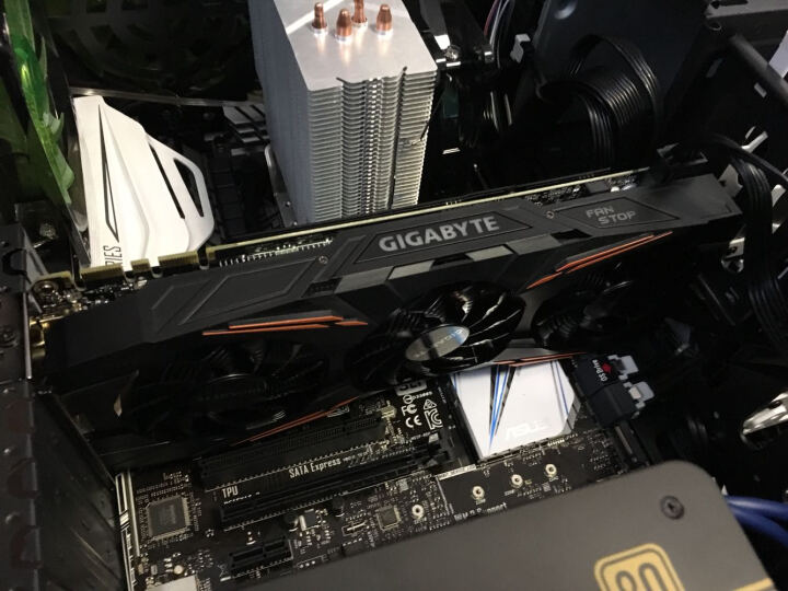 技嘉(GIGABYTE)GeForce GTX 1080 G1 GAMING 1695-1835MHz/10010MHz 8G/256bit绝地求生/吃鸡显卡 晒单图