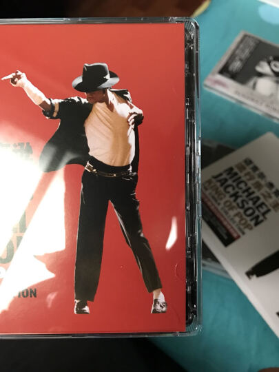 迈克尔·杰克逊:流行乐之王(永恒纪念精选 2CD) 晒单图